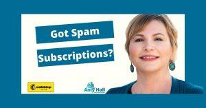 How to Keep Spam from Subscribing to Your MailChimp Email List
