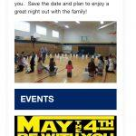 Muskegon Christian School Weekly Newsletter Mobile