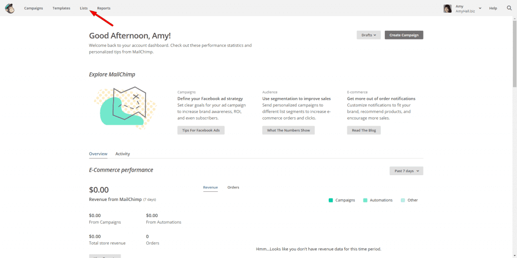 How to Get Notified When People Subscribe to your MailChimp Email List