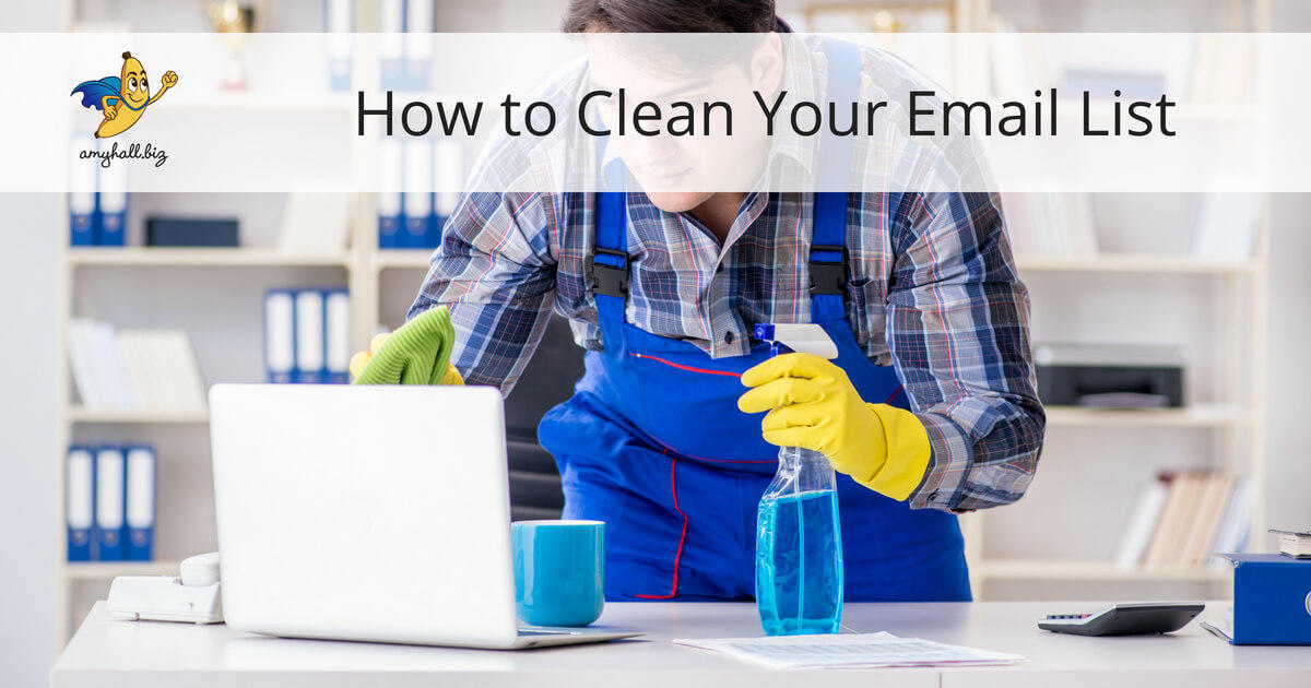 How to Clean Your Email List Twitter