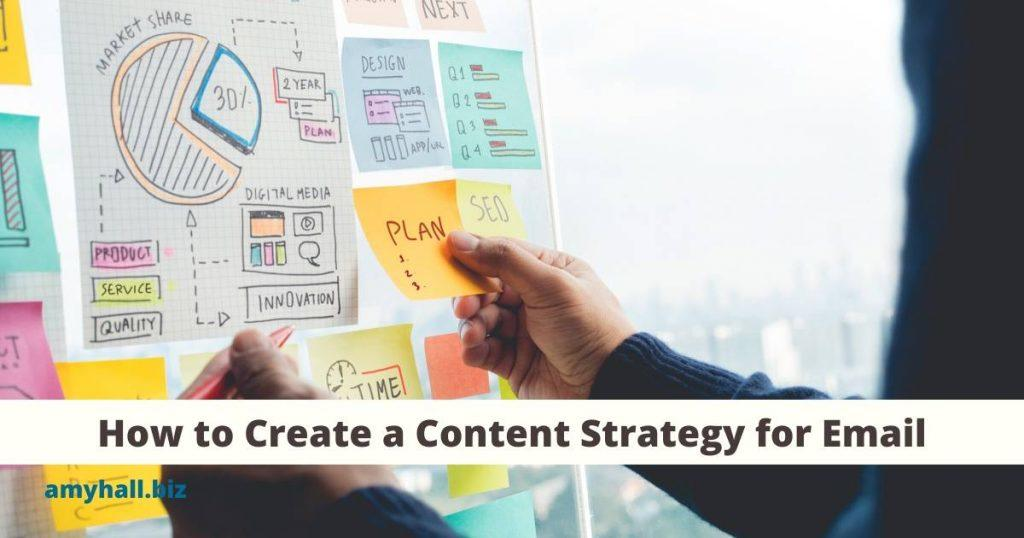 How to Create a Content Strategy for Email t (1)