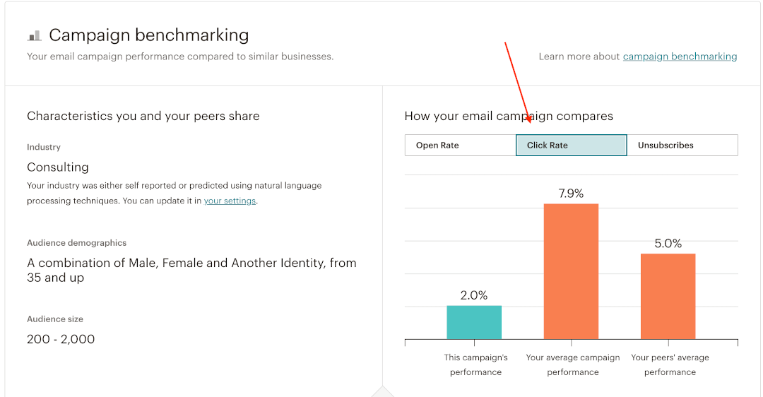 Click-rate-How-to-print-your-Mailchimp-email-campaign-report-1