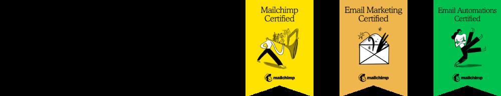 certified Mailchimp pro partneråç