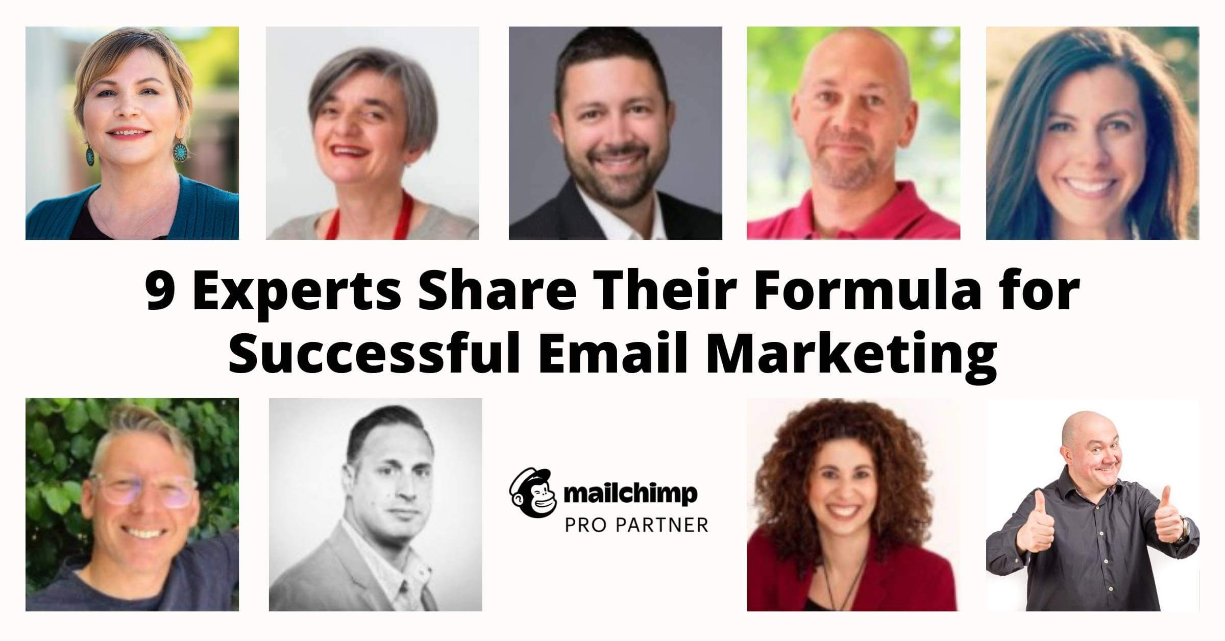 9 Experts Share Their Formula to Successful Email Marketing (1)