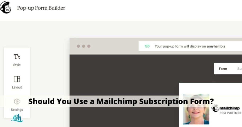 Email Subscription Forms_ Should You Use a Mailchimp Subscription Form